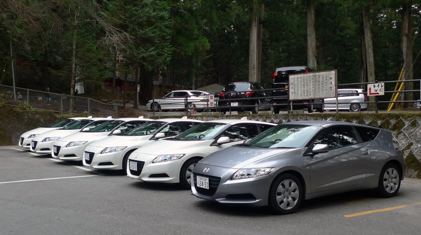 TESTED: Honda CR-Z Hybrid, both Manual and CVT driven in Malaysia and Japan Image #115576