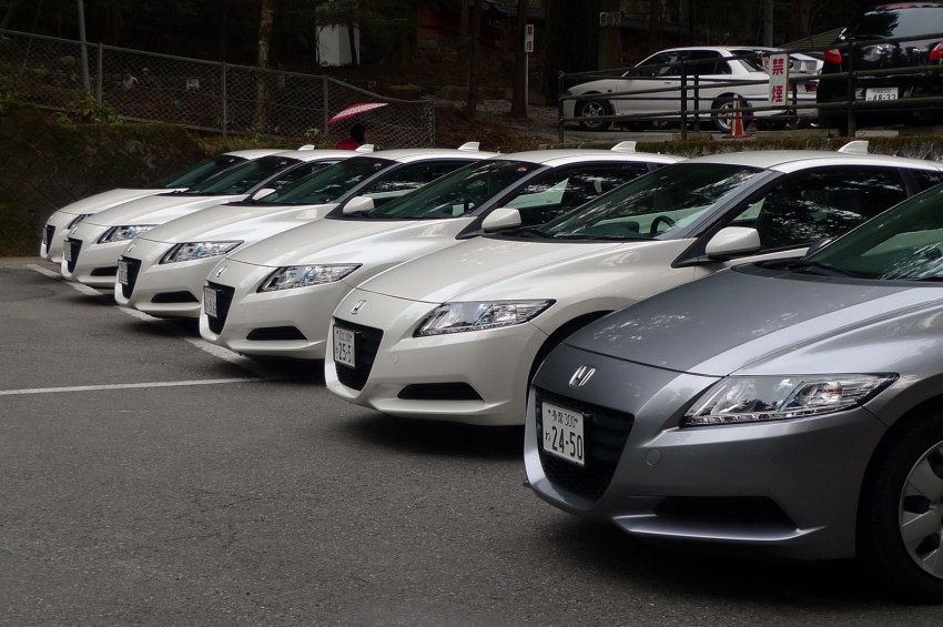 TESTED: Honda CR-Z Hybrid, both Manual and CVT driven in Malaysia and Japan Image #115577