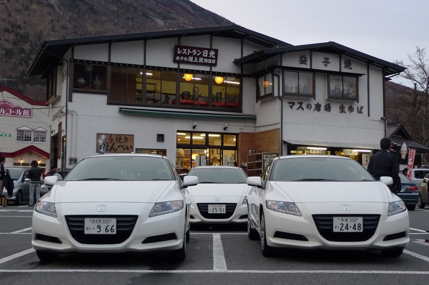 TESTED: Honda CR-Z Hybrid, both Manual and CVT driven in Malaysia and Japan Image #115581