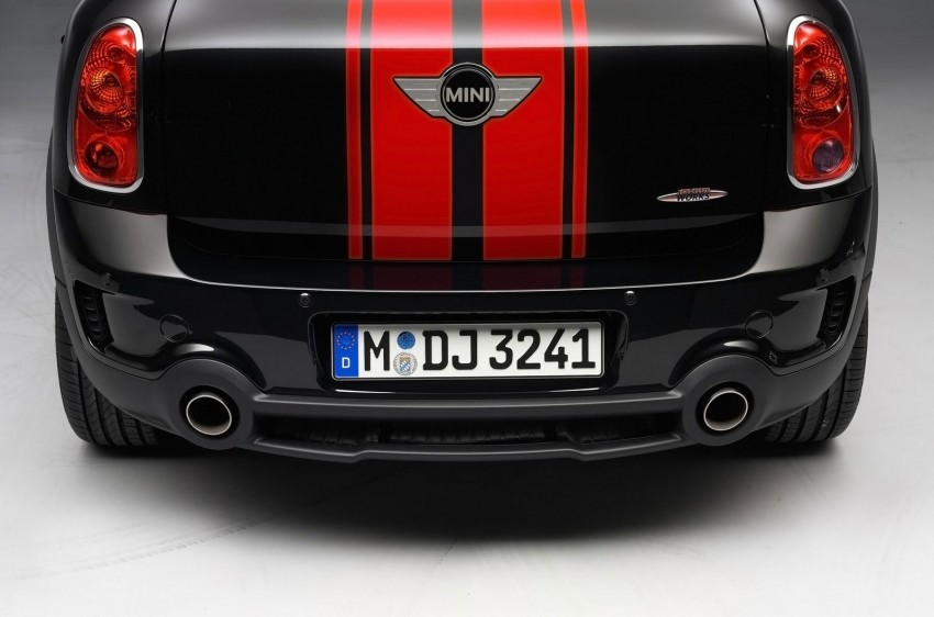 GALLERY: MINI John Cooper Works Countryman Image #90456