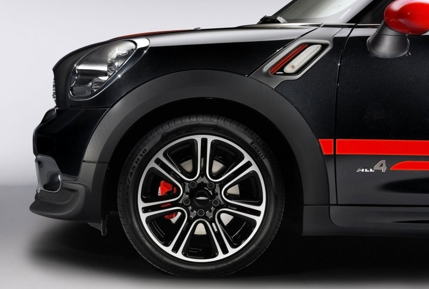 GALLERY: MINI John Cooper Works Countryman Image #90457