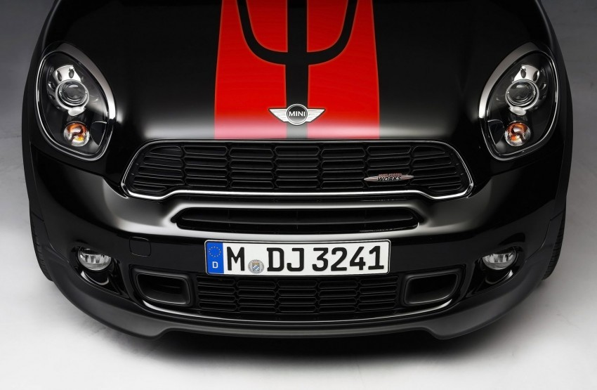 GALLERY: MINI John Cooper Works Countryman Image #90458