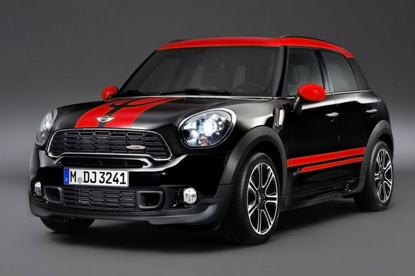 GALLERY: MINI John Cooper Works Countryman Image #90460