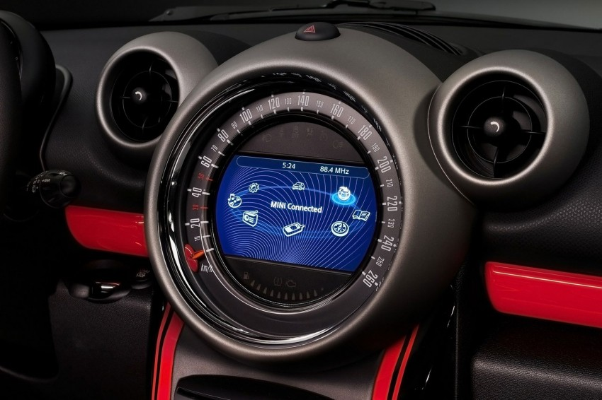 GALLERY: MINI John Cooper Works Countryman Image #90466