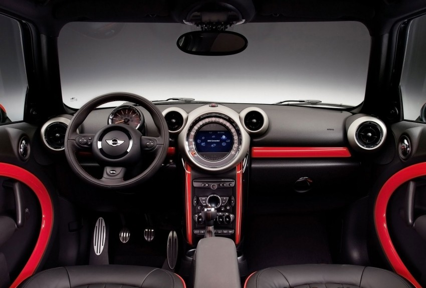 GALLERY: MINI John Cooper Works Countryman Image #90468