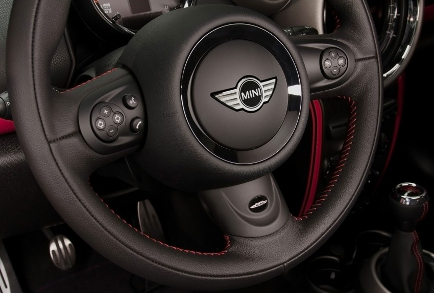 GALLERY: MINI John Cooper Works Countryman Image #90474