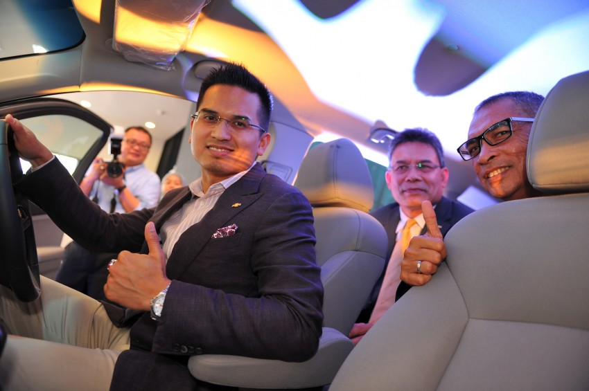 Chevrolet Orlando officially launched – RM118,888 Image #145883