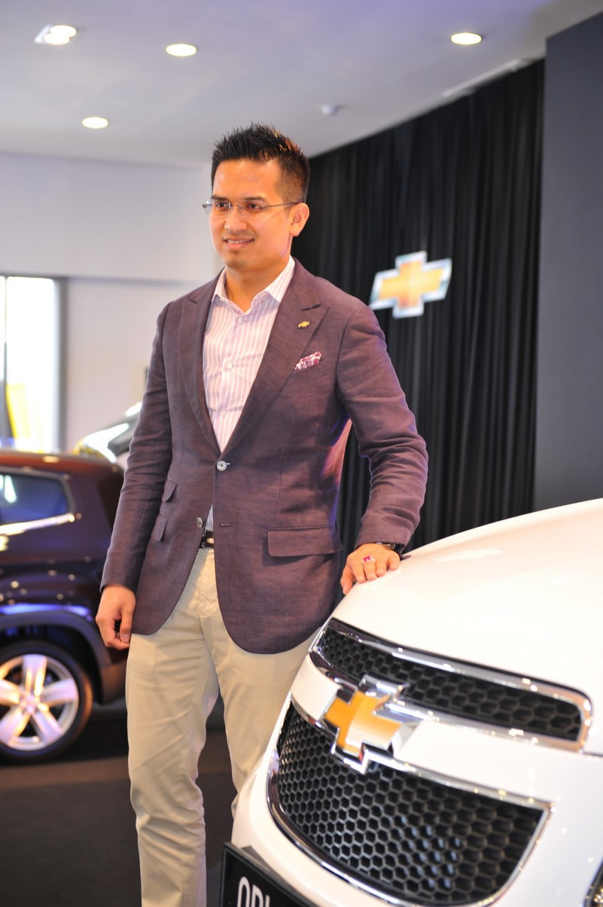 Chevrolet Orlando officially launched – RM118,888 Image #145884