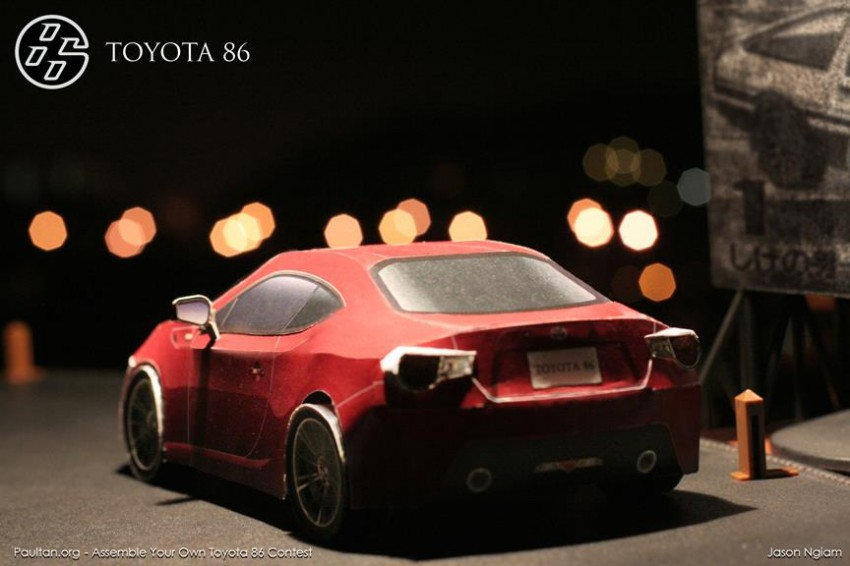 Toyota 86 Contest: Here are your winners! Image #113026