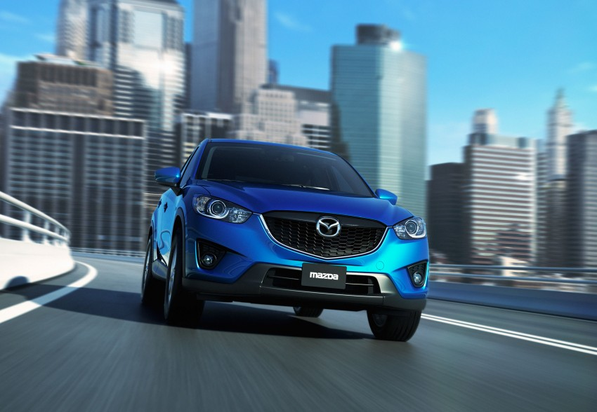 Mazda CX-5 launched – 2.0 SkyActiv-G, RM155k to RM165k Image #106695