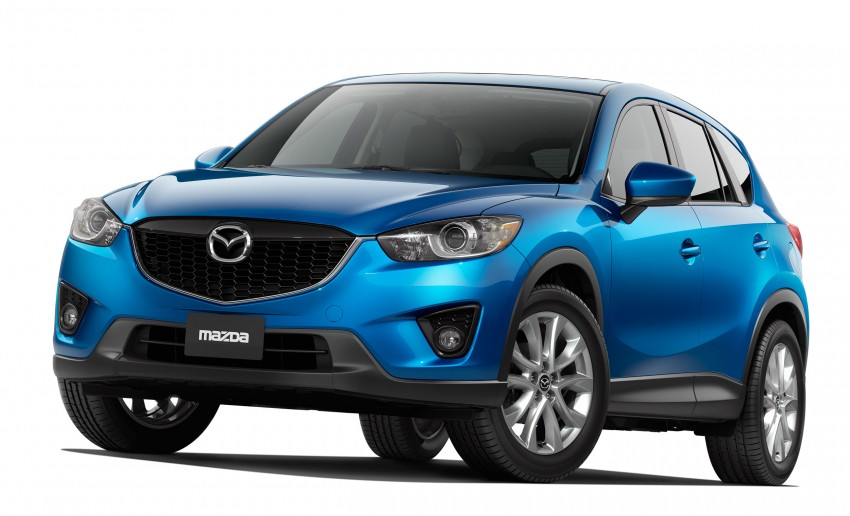 Mazda CX-5 launched – 2.0 SkyActiv-G, RM155k to RM165k Image #106696
