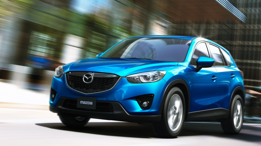 Mazda CX-5 launched – 2.0 SkyActiv-G, RM155k to RM165k Image #106697