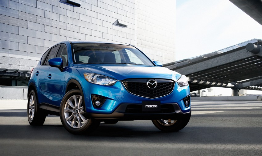 Mazda CX-5 launched – 2.0 SkyActiv-G, RM155k to RM165k Image #106698