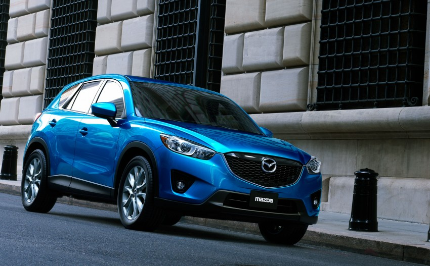 Mazda CX-5 launched – 2.0 SkyActiv-G, RM155k to RM165k Image #106699