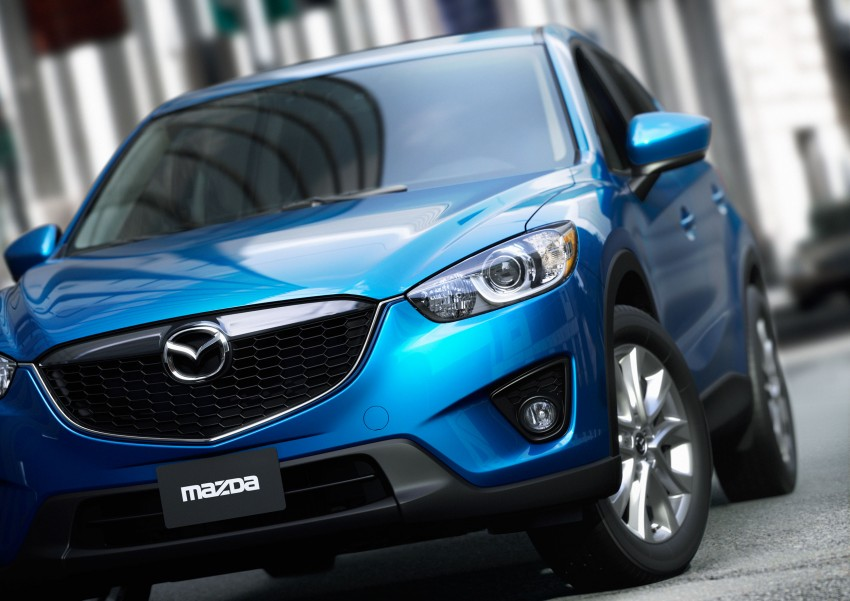 Mazda CX-5 launched – 2.0 SkyActiv-G, RM155k to RM165k Image #106700