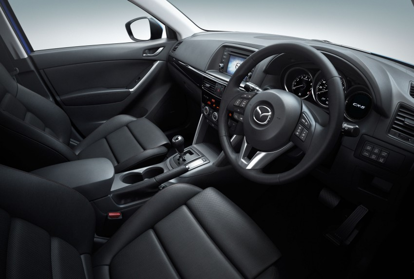 Mazda CX-5 launched – 2.0 SkyActiv-G, RM155k to RM165k Image #106701