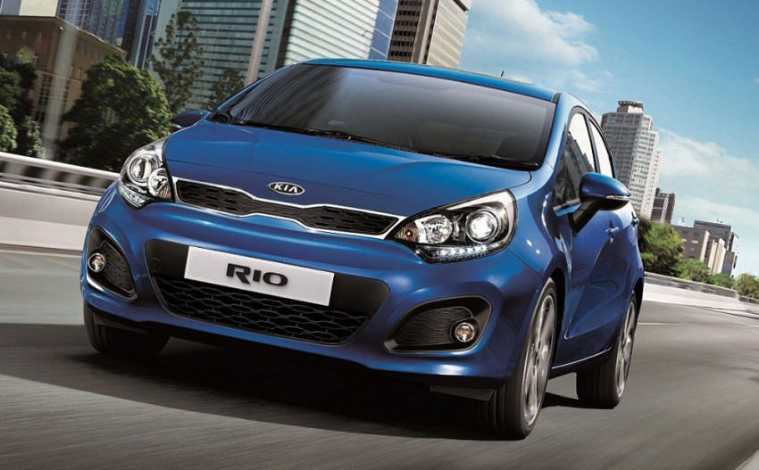 Kia Rio local launch confirmed – Jan 30 is the date! Image #150876