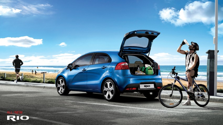 New Kia Rio hatch launching in Malaysia next month! Image #147157