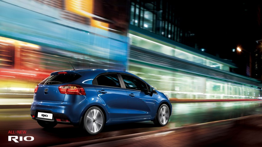 New Kia Rio hatch launching in Malaysia next month! Image #147159