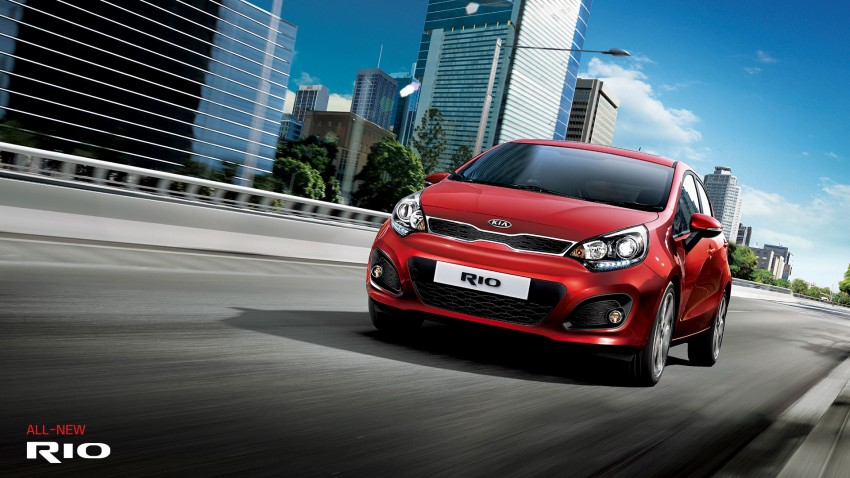 New Kia Rio hatch launching in Malaysia next month! Image #147161