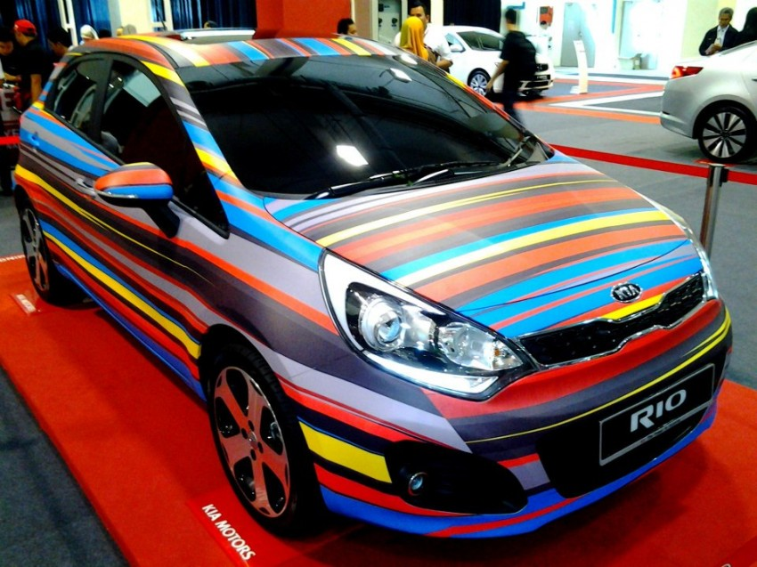 New Kia Rio hatch launching in Malaysia next month! Image #147479
