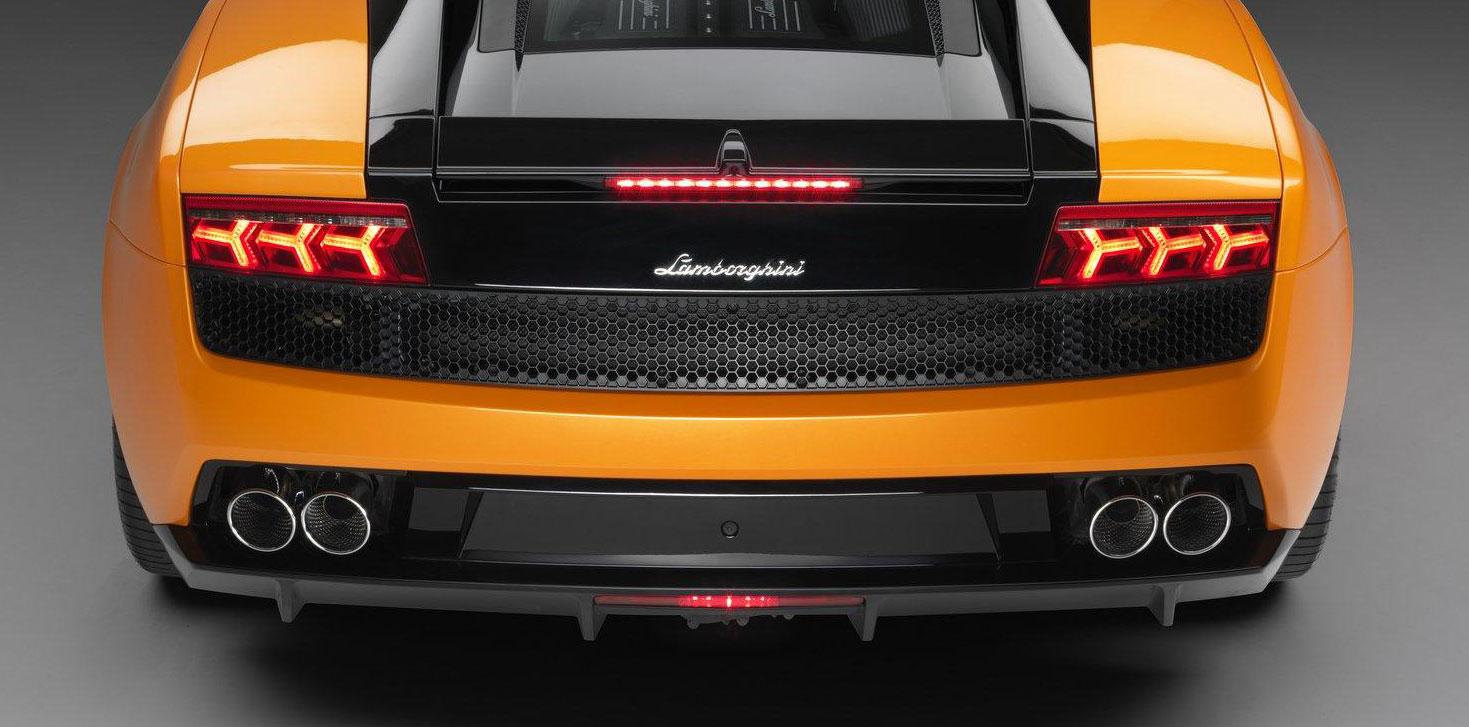 Lamborghini Gallardo Lp 560 4 Bicolore Two Tone Edition