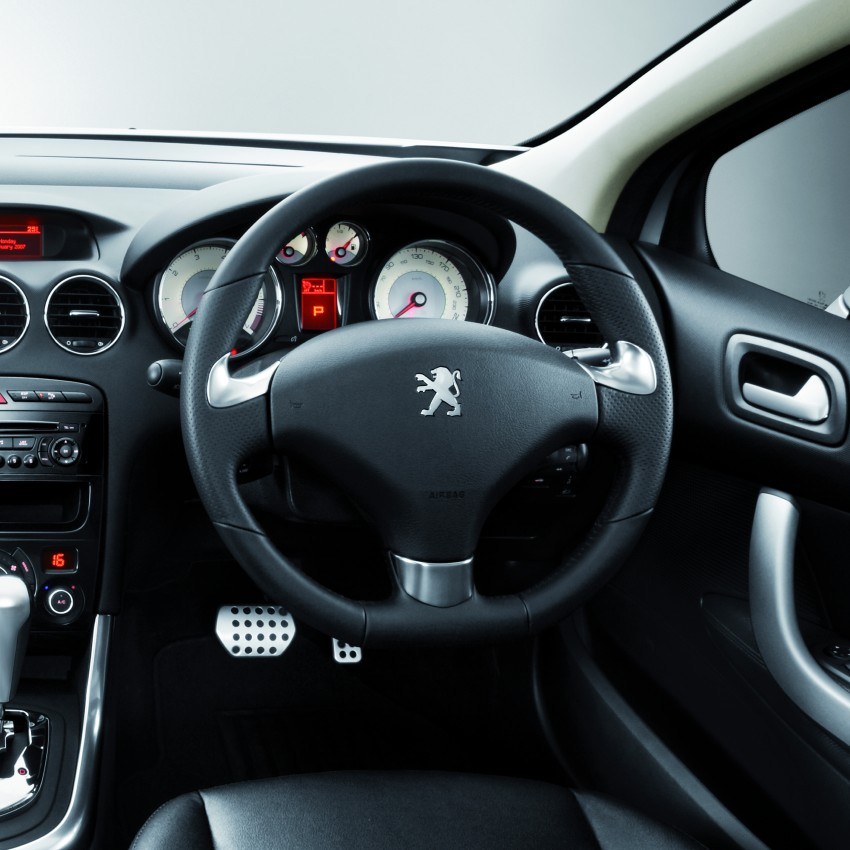 Peugeot 408 launched – Turbo at RM126k, 2.0 at RM110k Image #107678