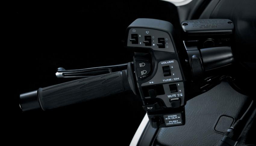 Honda Gold Wing launching May 31, RM174,900 Image #109380