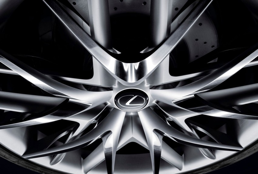 VIDEO: Lexus LF-CC Concept, a glimpse of the new IS Image #134184
