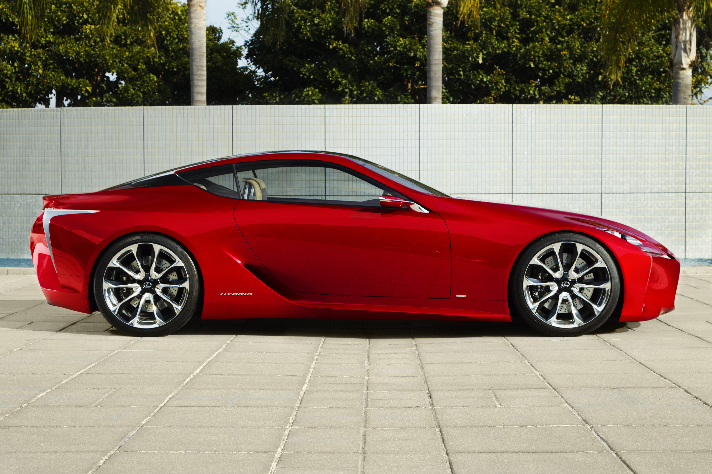 GALLERY: More pics of the Lexus LF-LC Concept surface Paul ...