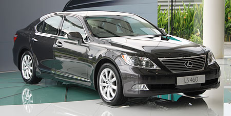 Ls 460 For Sale >> Lexus Malaysia launches 5-seater Lexus LS460