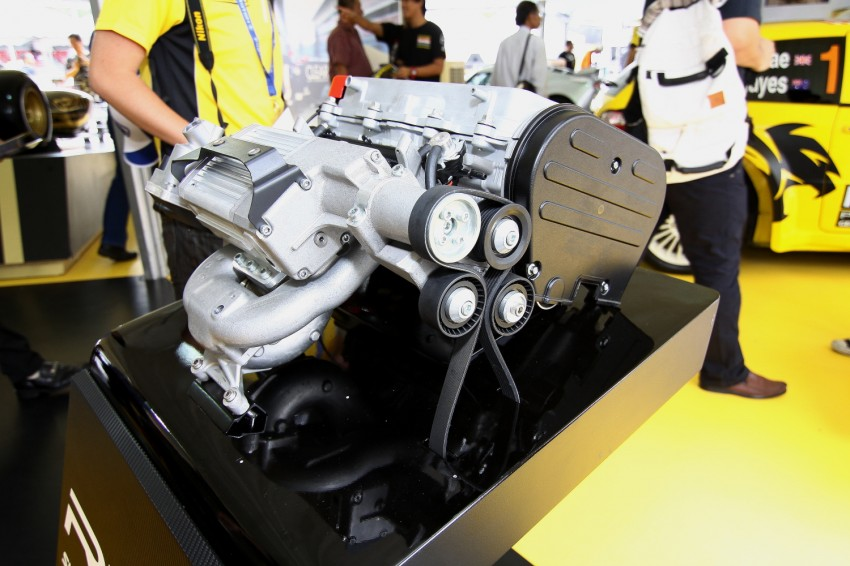 MEGA GALLERY: Proton Power of 1, Bukit Jalil Image #95149