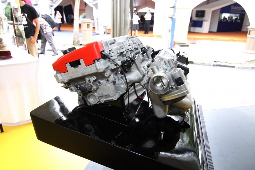 Proton Motorsports Exhibition at Power of 1 showcase Image #93303