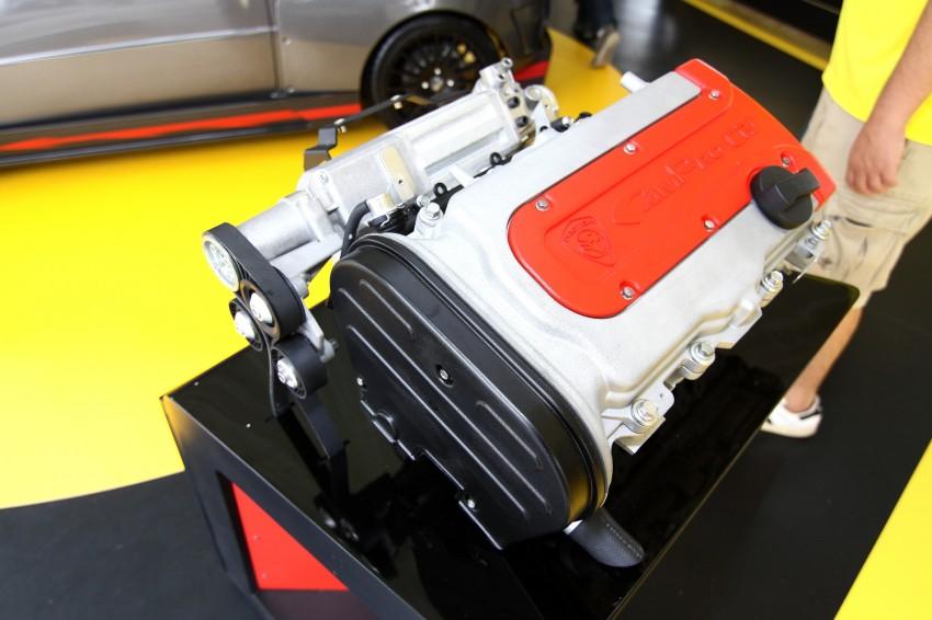 Proton Motorsports Exhibition at Power of 1 showcase Image #93305