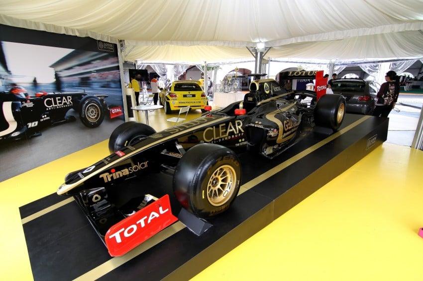 Proton Motorsports Exhibition at Power of 1 showcase Image #93311