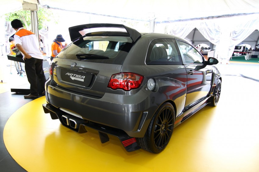 Proton Motorsports Exhibition at Power of 1 showcase Image #93313