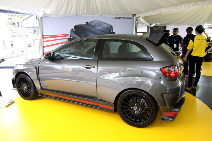 MEGA GALLERY: Proton Power of 1, Bukit Jalil Image #95163