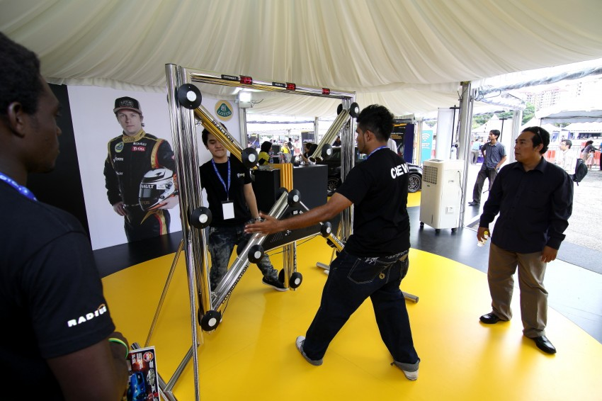 Proton Motorsports Exhibition at Power of 1 showcase Image #93319