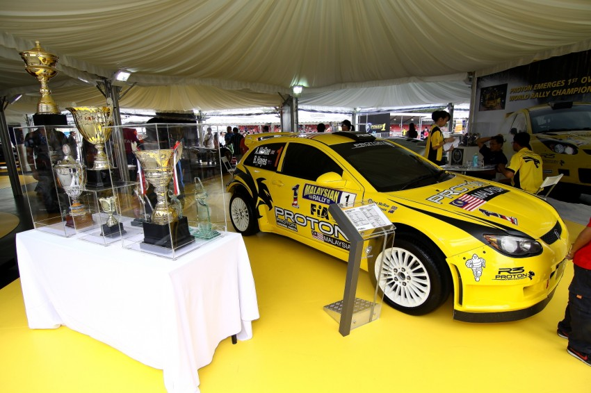 MEGA GALLERY: Proton Power of 1, Bukit Jalil Image #95169