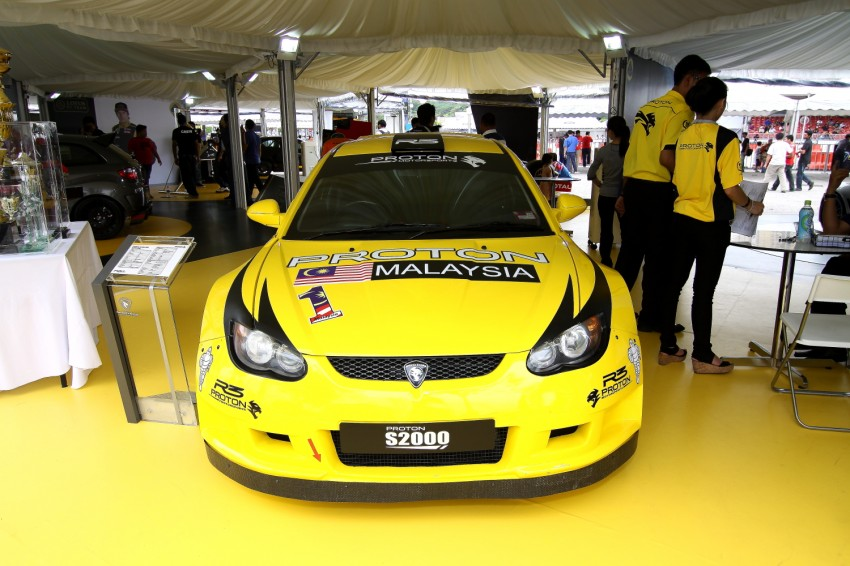 MEGA GALLERY: Proton Power of 1, Bukit Jalil Image #95171