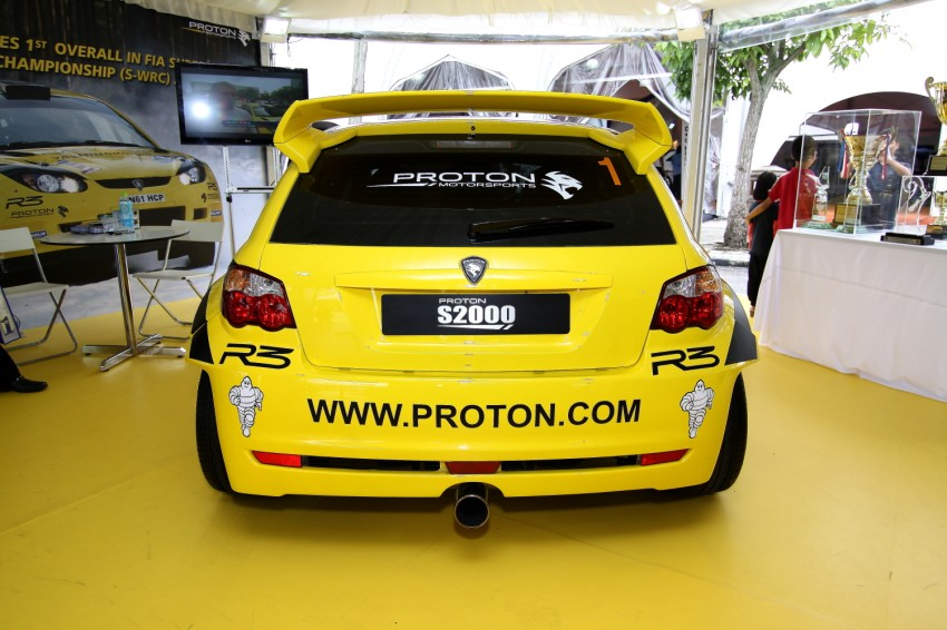 MEGA GALLERY: Proton Power of 1, Bukit Jalil Image #95172