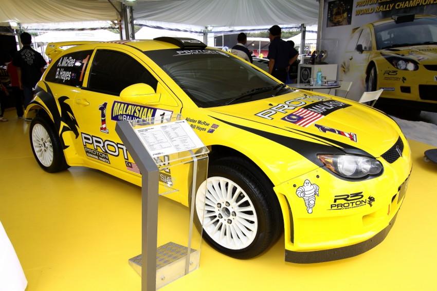 Proton Motorsports Exhibition at Power of 1 showcase Image #93326