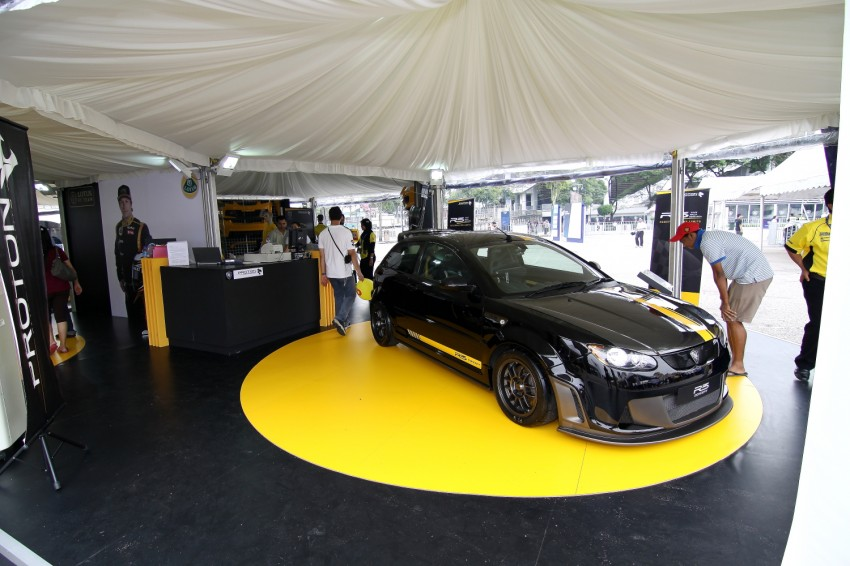 MEGA GALLERY: Proton Power of 1, Bukit Jalil Image #95185