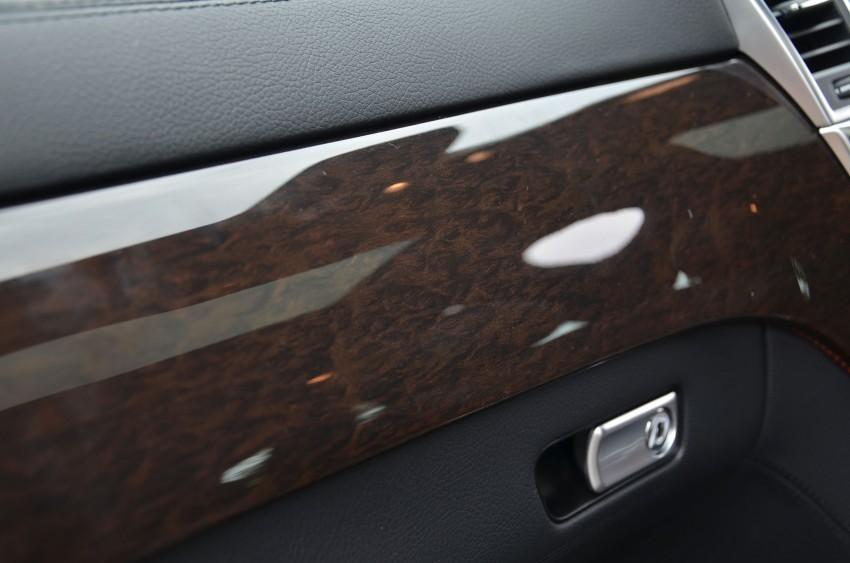 DRIVEN: Mercedes-Benz M-Class ML 350 4MATIC BlueEFFICIENCY previewed – a quick return to KL Image #120160