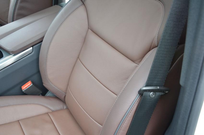 DRIVEN: Mercedes-Benz M-Class ML 350 4MATIC BlueEFFICIENCY previewed – a quick return to KL Image #120162