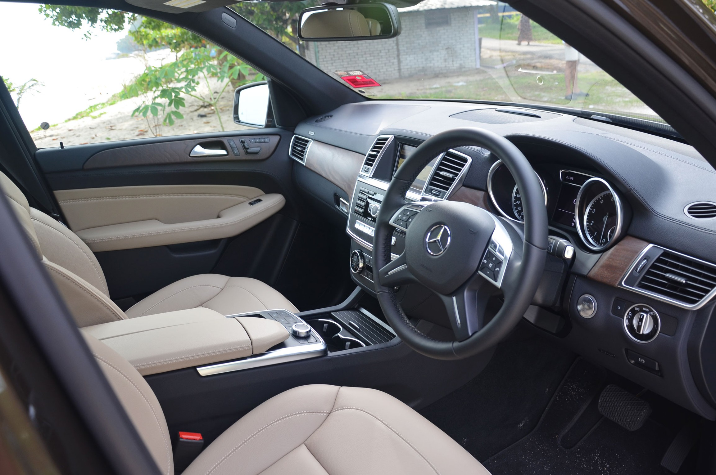 Mercedes Glc Interior