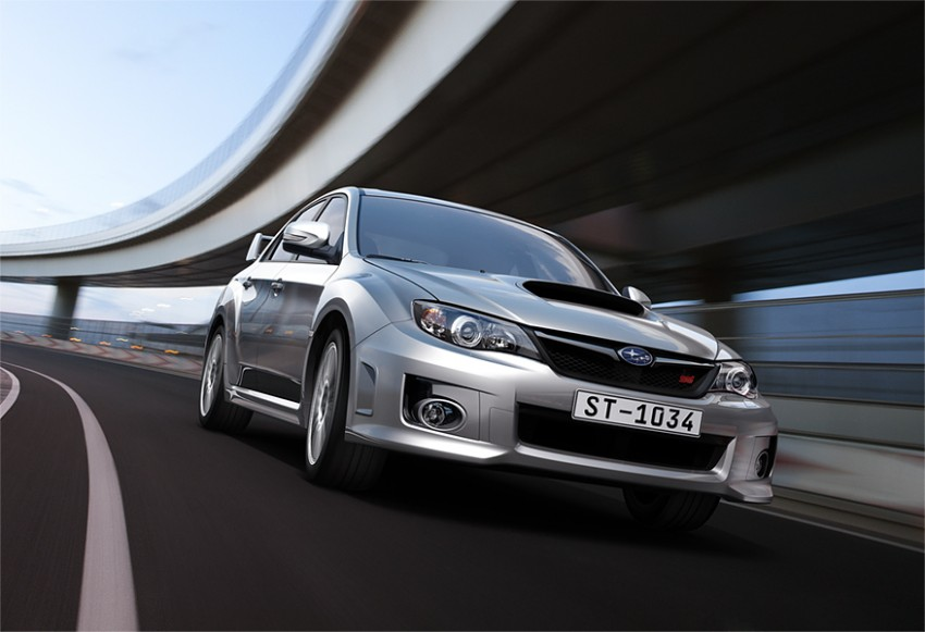 Subaru WRX STI launched – from RM249k OTR Image #112127