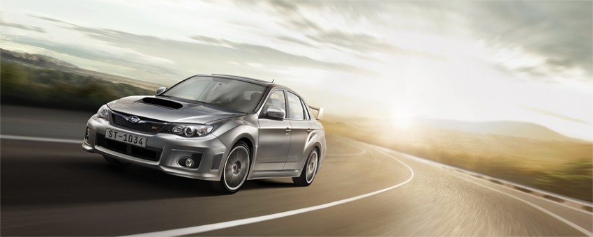 Subaru WRX STI launched – from RM249k OTR Image #112128