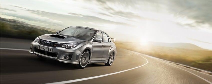 Subaru WRX STI launched – from RM249k OTR Image #112128