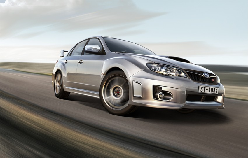 Subaru WRX STI launched – from RM249k OTR Image #112129